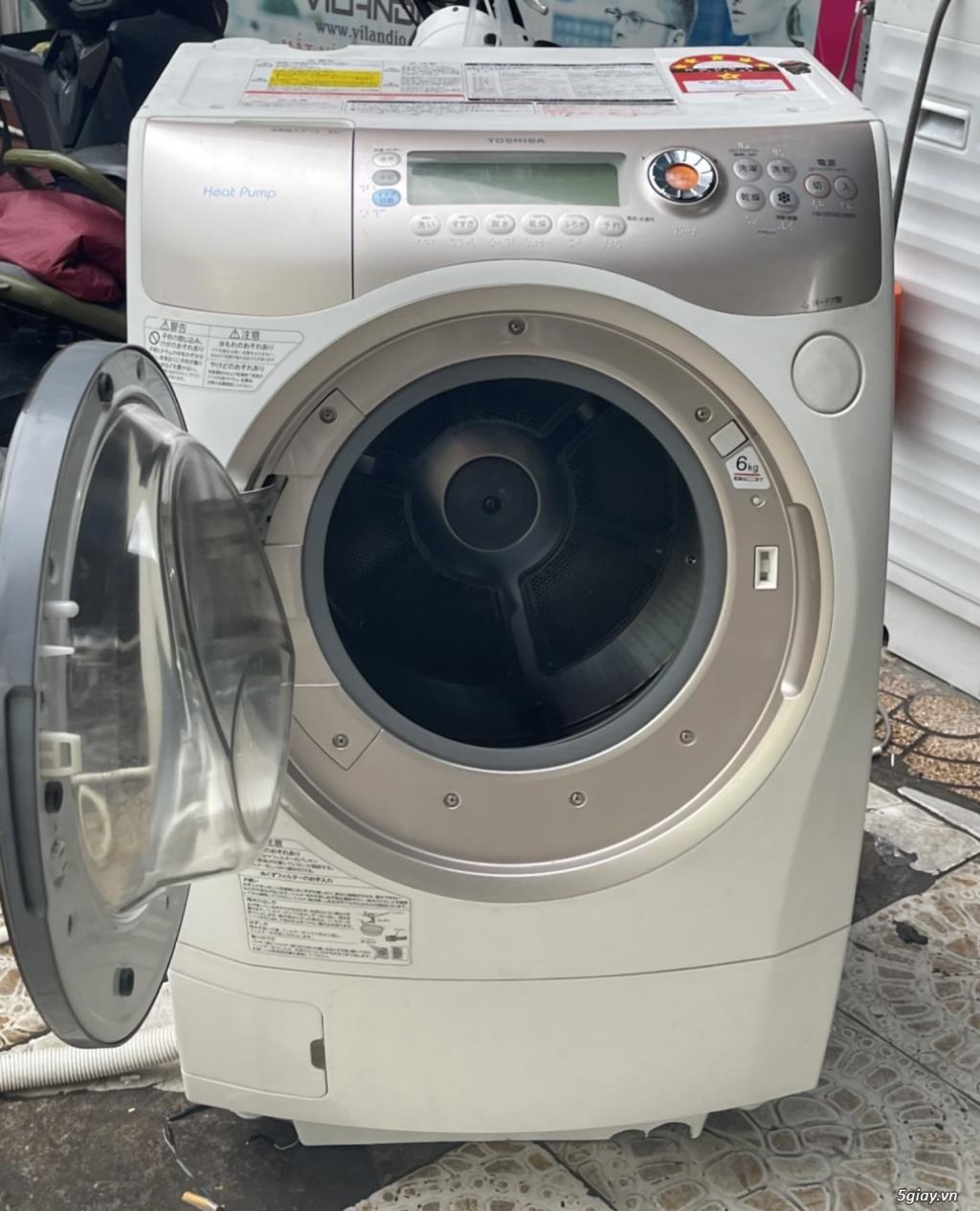 Máy giặt nội địa TOSHIBA TW-Z9100 9KG sấy 6KG - 23