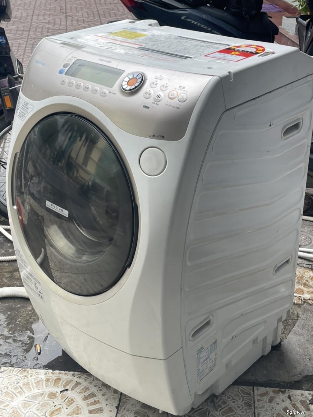 Máy giặt nội địa TOSHIBA TW-Z9100 9KG sấy 6KG - 22
