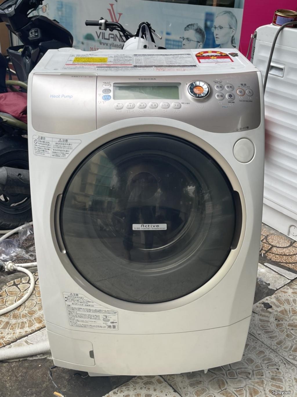 Máy giặt nội địa TOSHIBA TW-Z9100 9KG sấy 6KG - 20