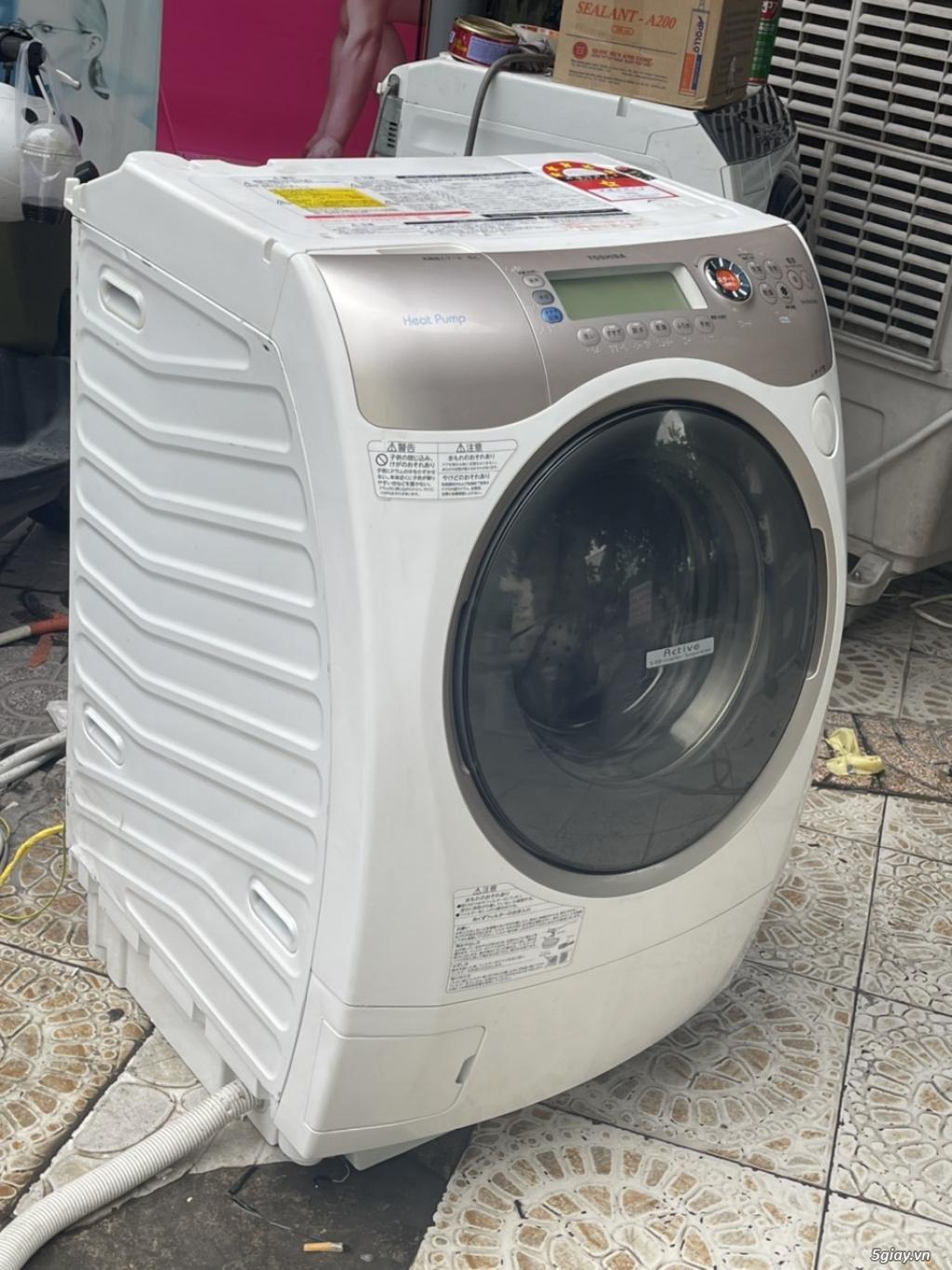 Máy giặt nội địa TOSHIBA TW-Z9100 9KG sấy 6KG - 21