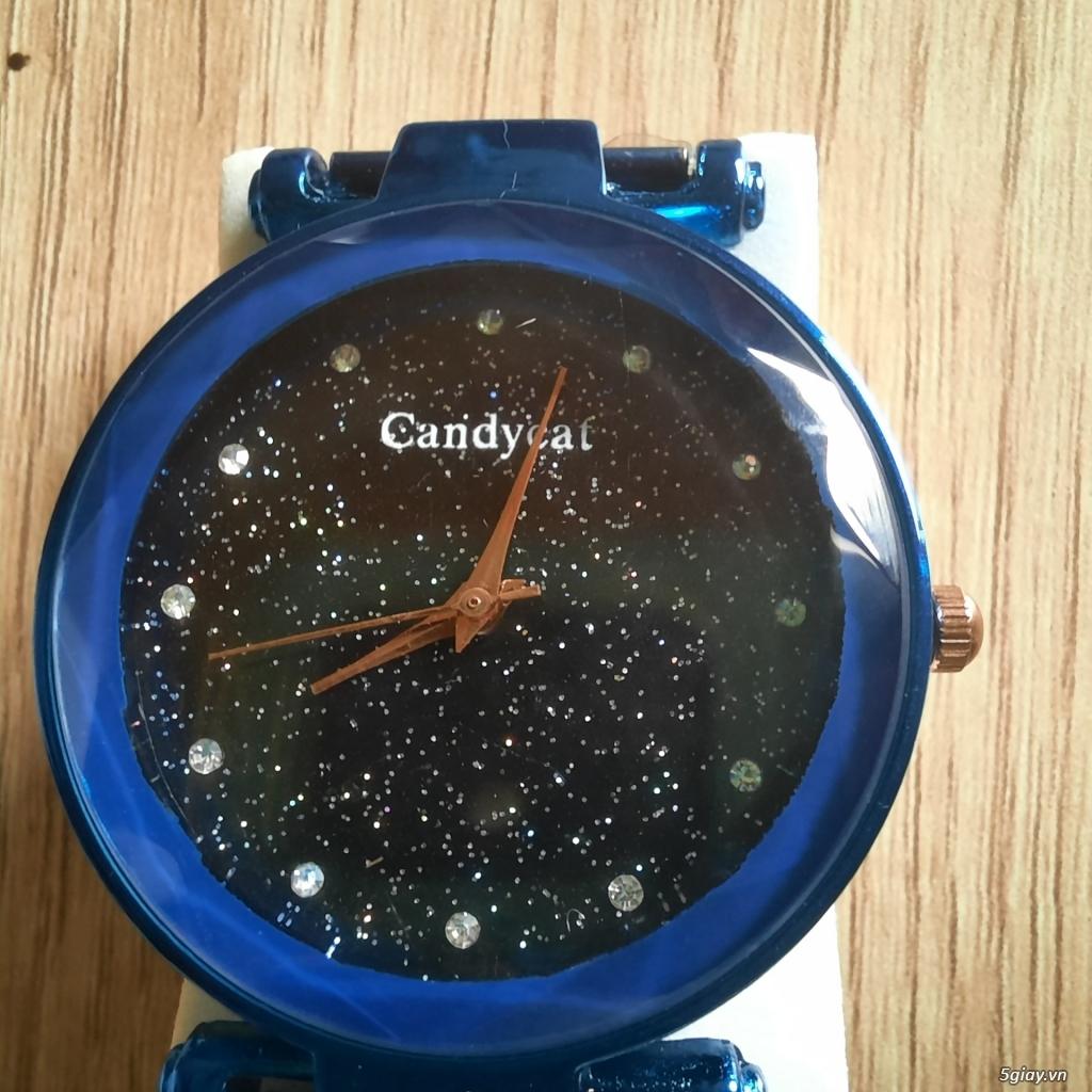 Đồng hồ đeo tay nữ mới 100% end 23h ngày 14/6/2021