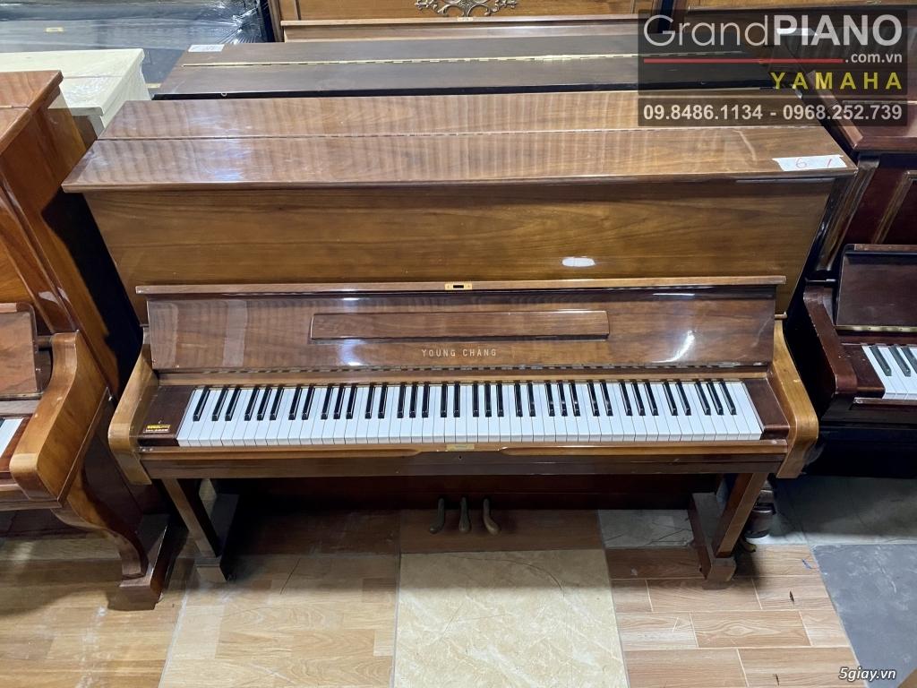 Sản phẩm PIANO cơ Hàn Quốc YOUNGCHANG U1 có sẵn giá ưu đãi mùa hè 2021 - 9
