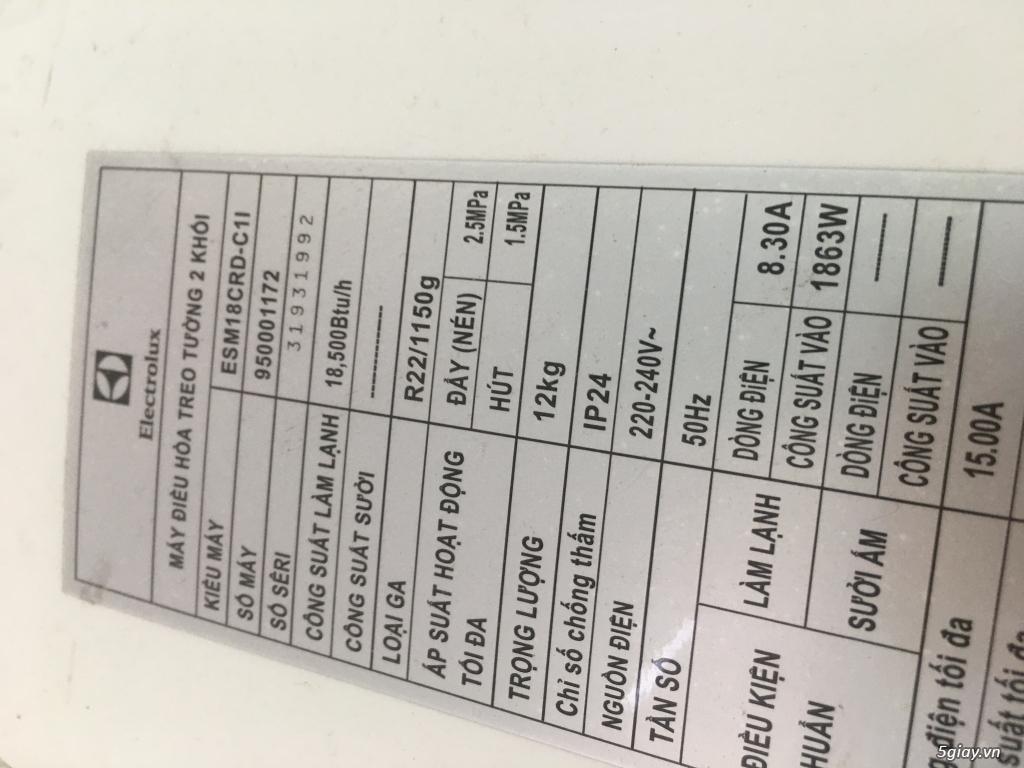 Dịch vụ bệ sinh máy lạnh có xuất hoá đơn - 1
