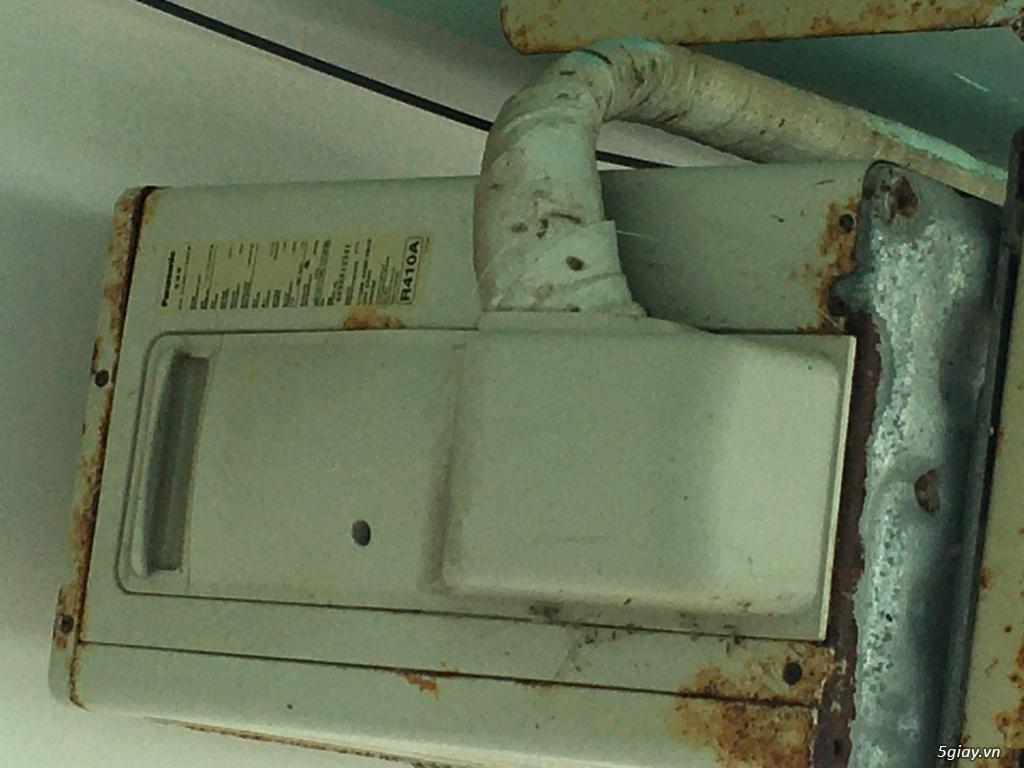 Dịch vụ bệ sinh máy lạnh có xuất hoá đơn - 2