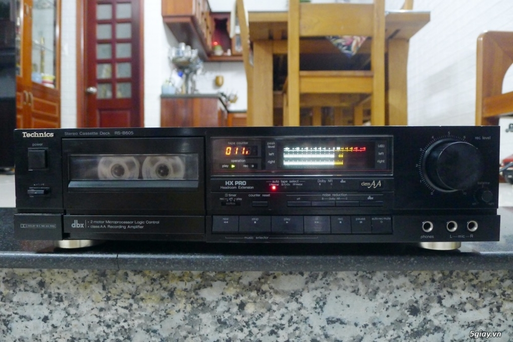 TECHNICS RS-B605