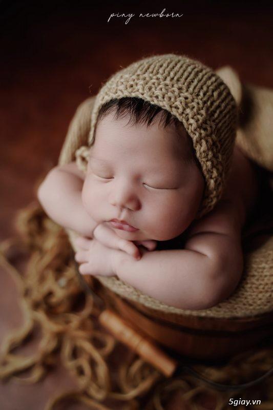 Studio chụp ảnh sơ sinh newborn tại nhà chuyên nghiệp - Piny Newborn - 1
