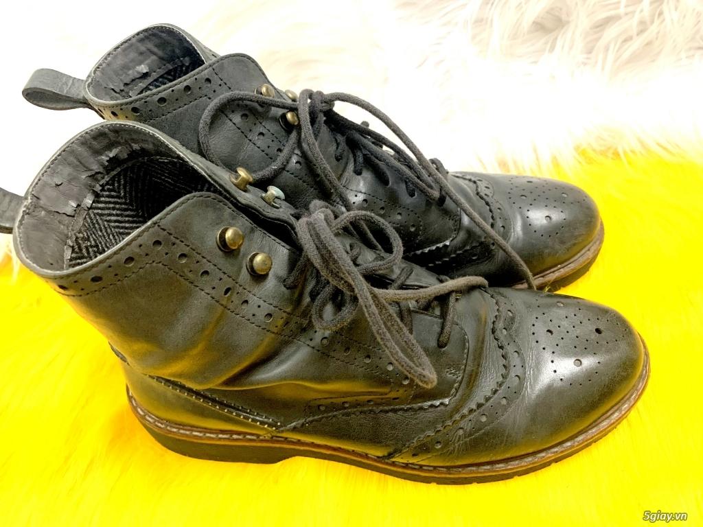 Giày Clarks Chính Hãng England và Giày Nộii Địa Nhật Bản - 2