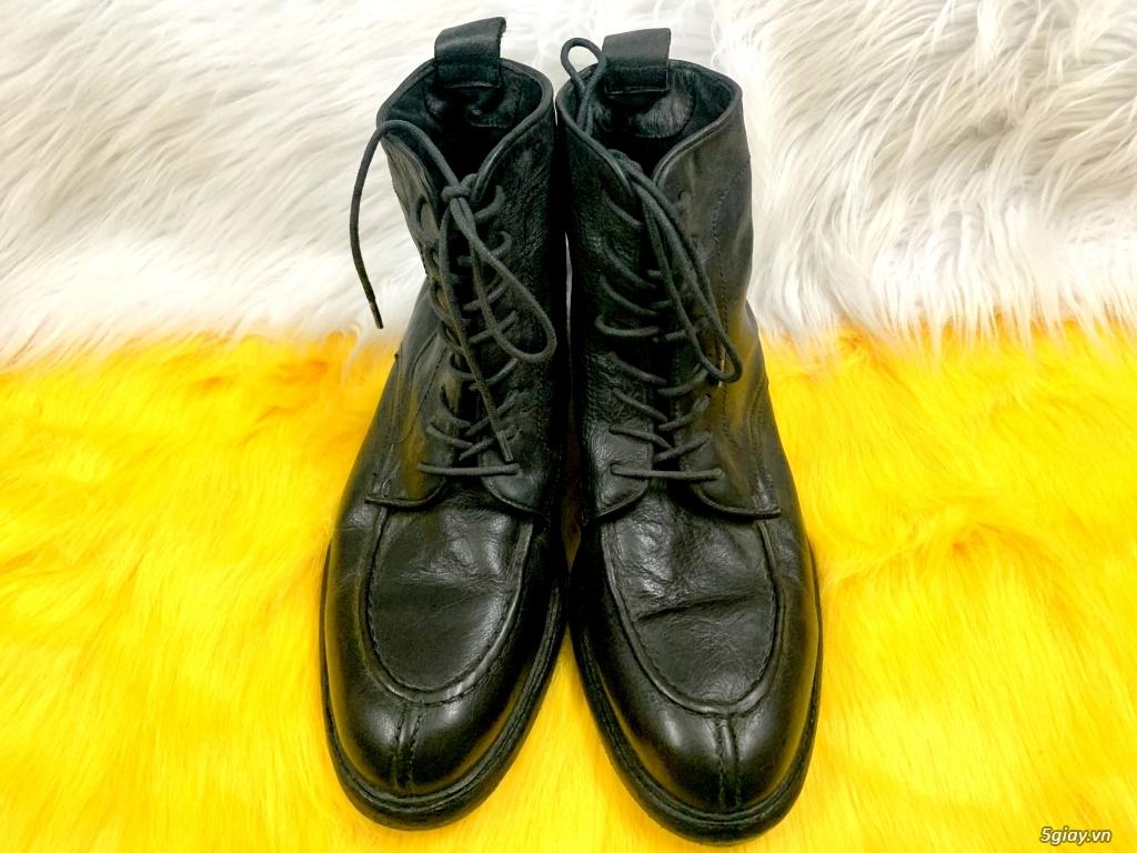 Giày Clarks Chính Hãng England và Giày Nộii Địa Nhật Bản - 10
