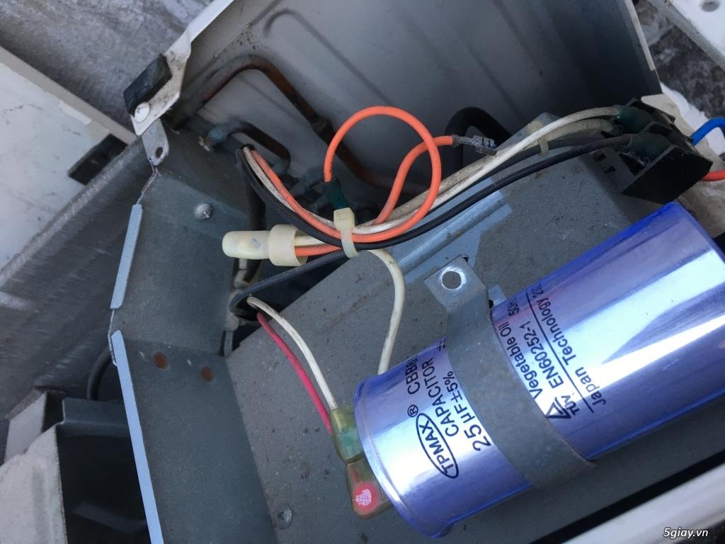 Vệ sinh máy lạnh còn xuất hoá đơn nha trang - 1