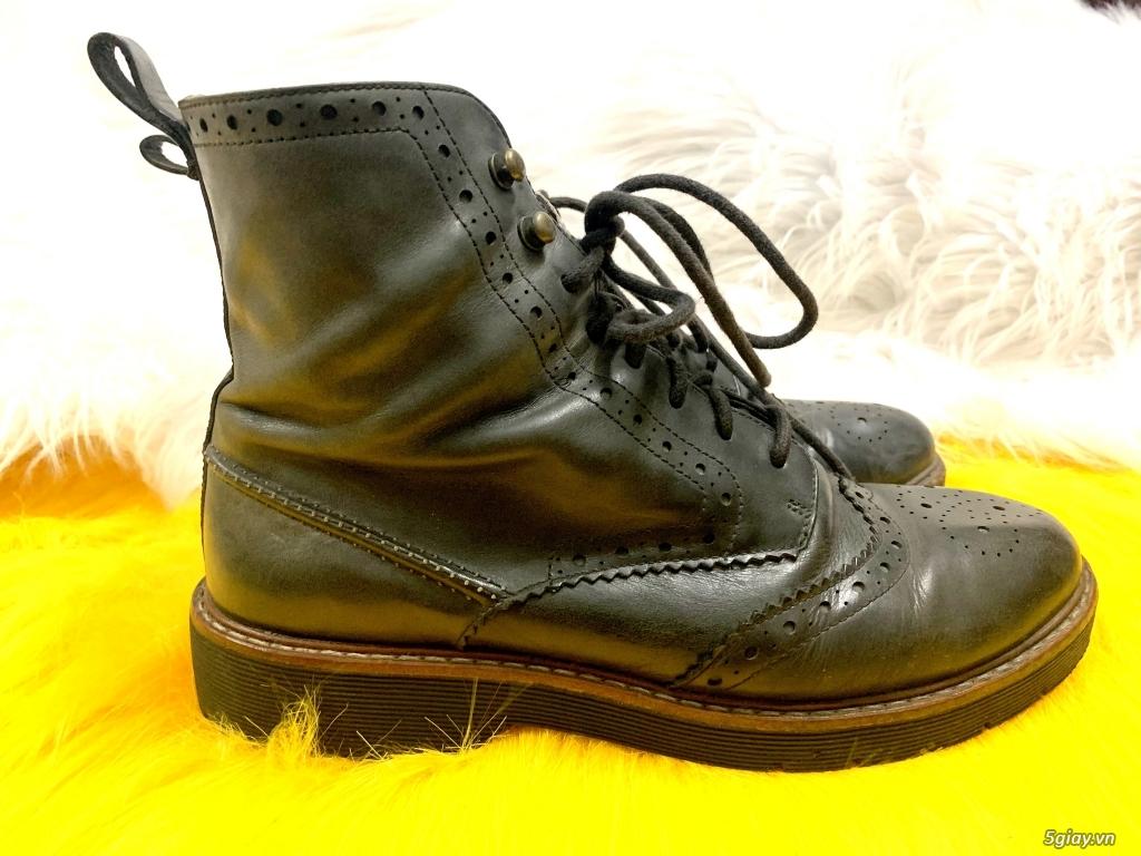 Giày Clarks Chính Hãng England và Giày Nộii Địa Nhật Bản - 4