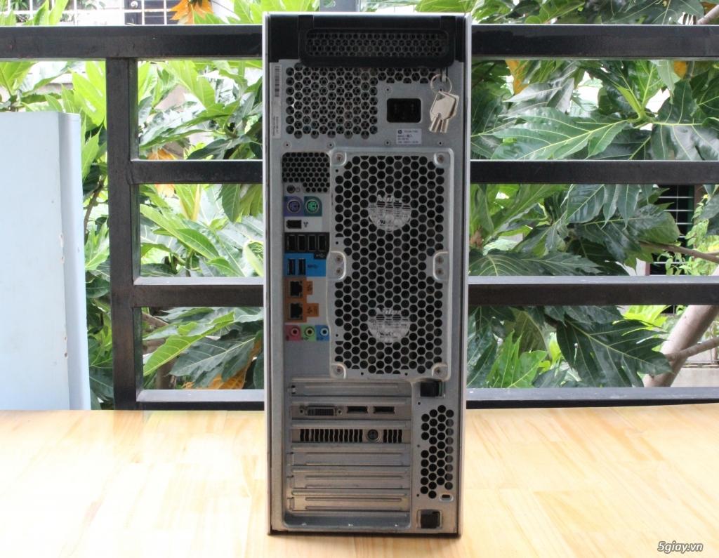 Máy trạm HP Z620 2 CPU siêu bền bỉ ! - 2