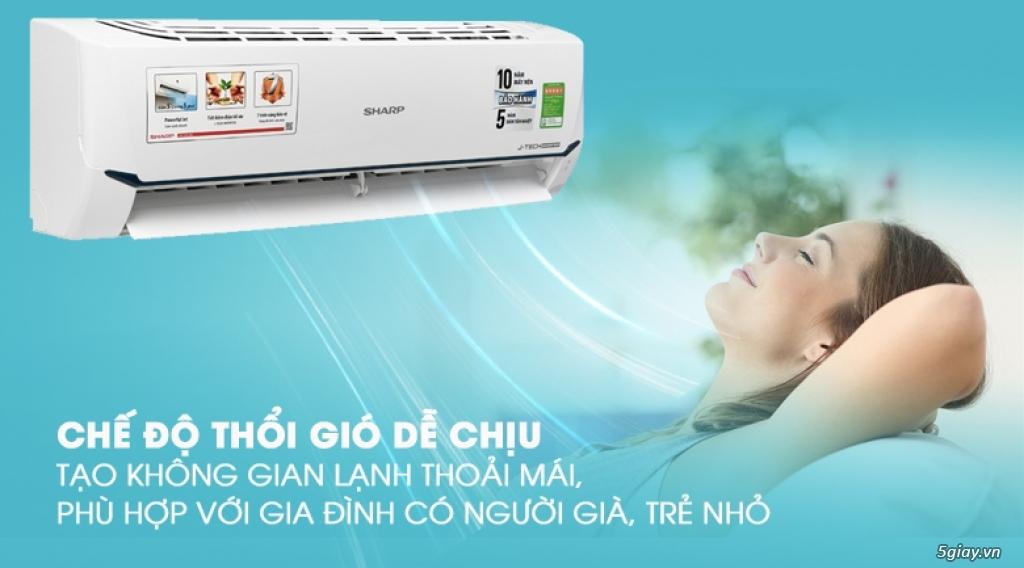Máy lạnh Sharp Inverter 1 HP Chỉ 6tr8 - 2