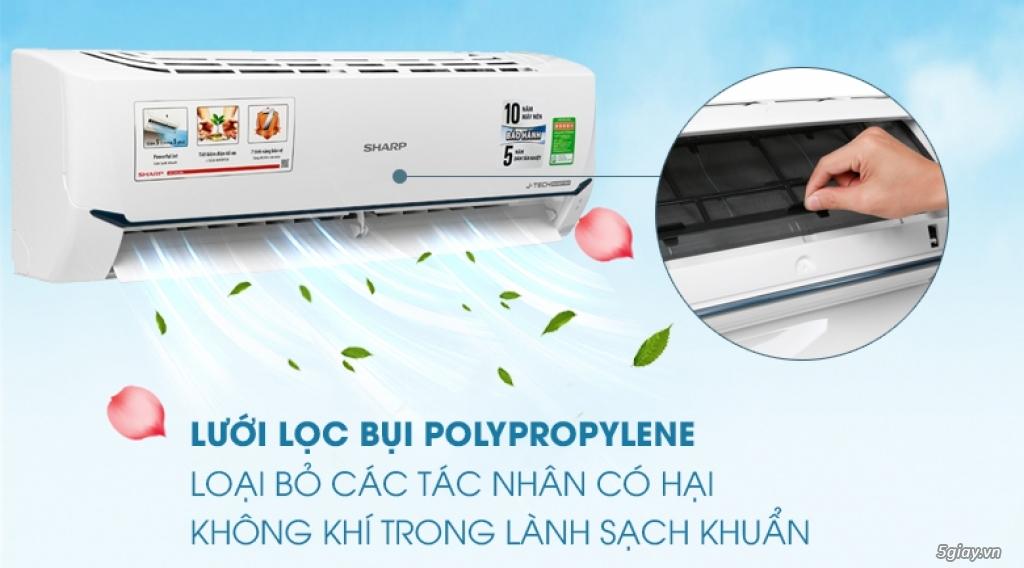 Máy lạnh Sharp Inverter 1 HP Chỉ 6tr8 - 3