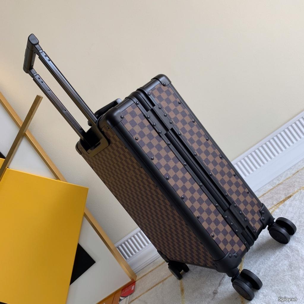 vali kéo hàng siêu cấp dior, lv khóa sập có sẵn tại nội - 1