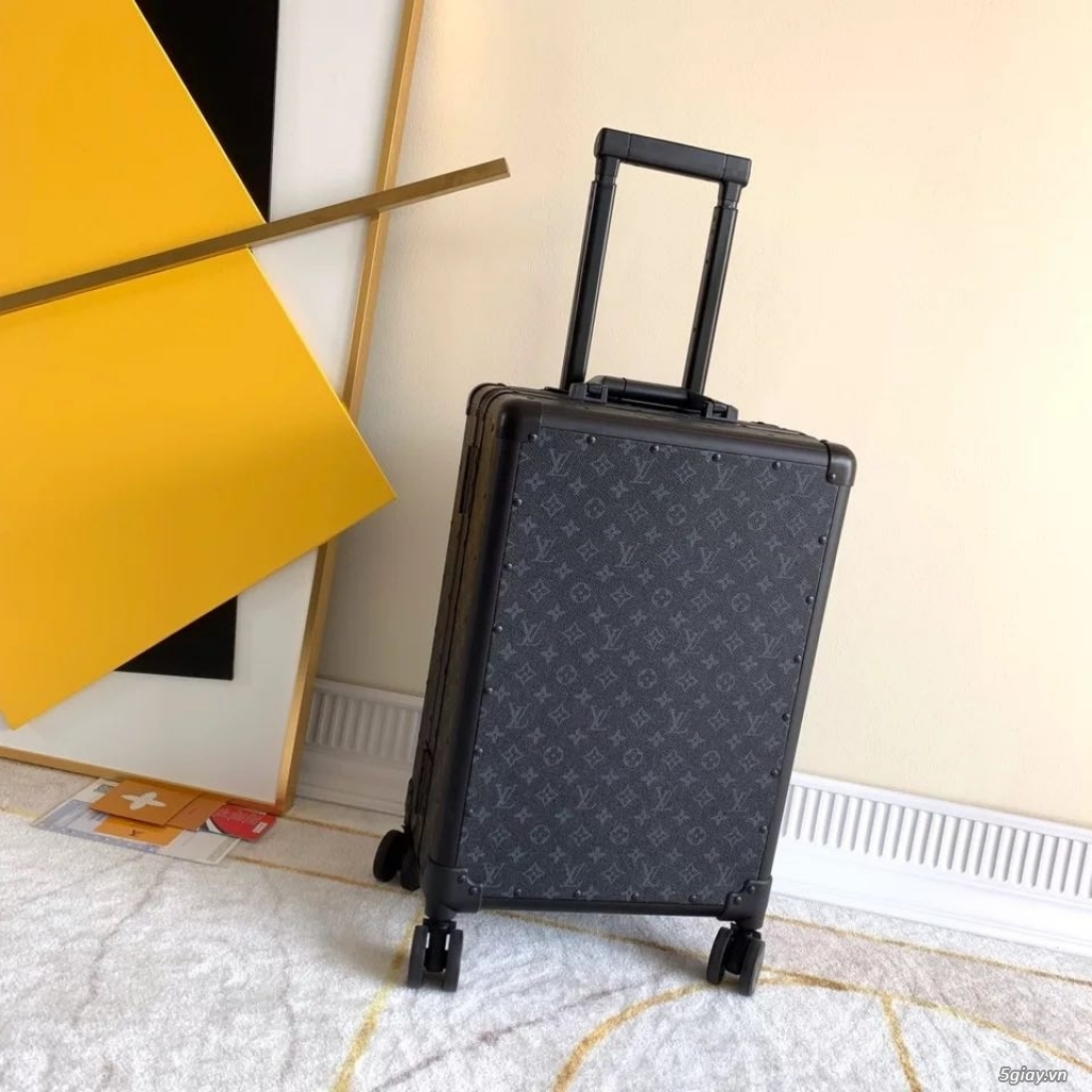 vali kéo hàng siêu cấp dior, lv khóa sập có sẵn tại nội - 5