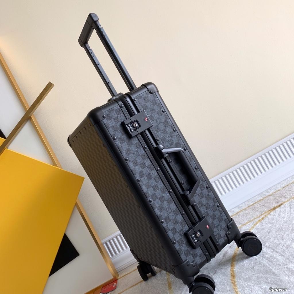 vali kéo hàng siêu cấp dior, lv khóa sập có sẵn tại nội - 6