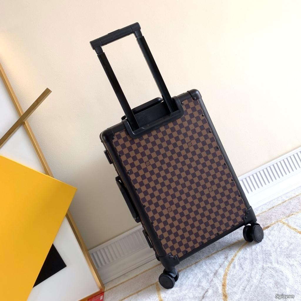 vali kéo hàng siêu cấp dior, lv khóa sập có sẵn tại nội - 4