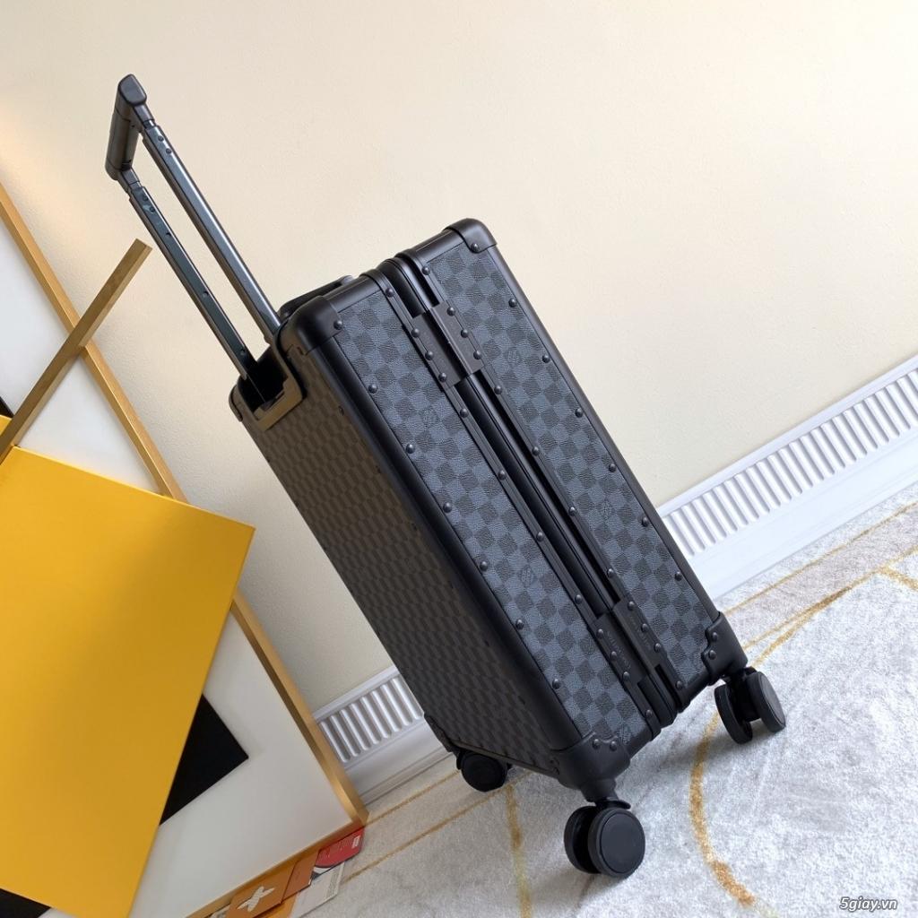 vali kéo hàng siêu cấp dior, lv khóa sập có sẵn tại nội - 9