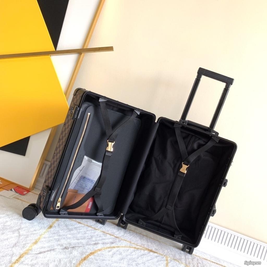 vali kéo hàng siêu cấp dior, lv khóa sập có sẵn tại nội - 8
