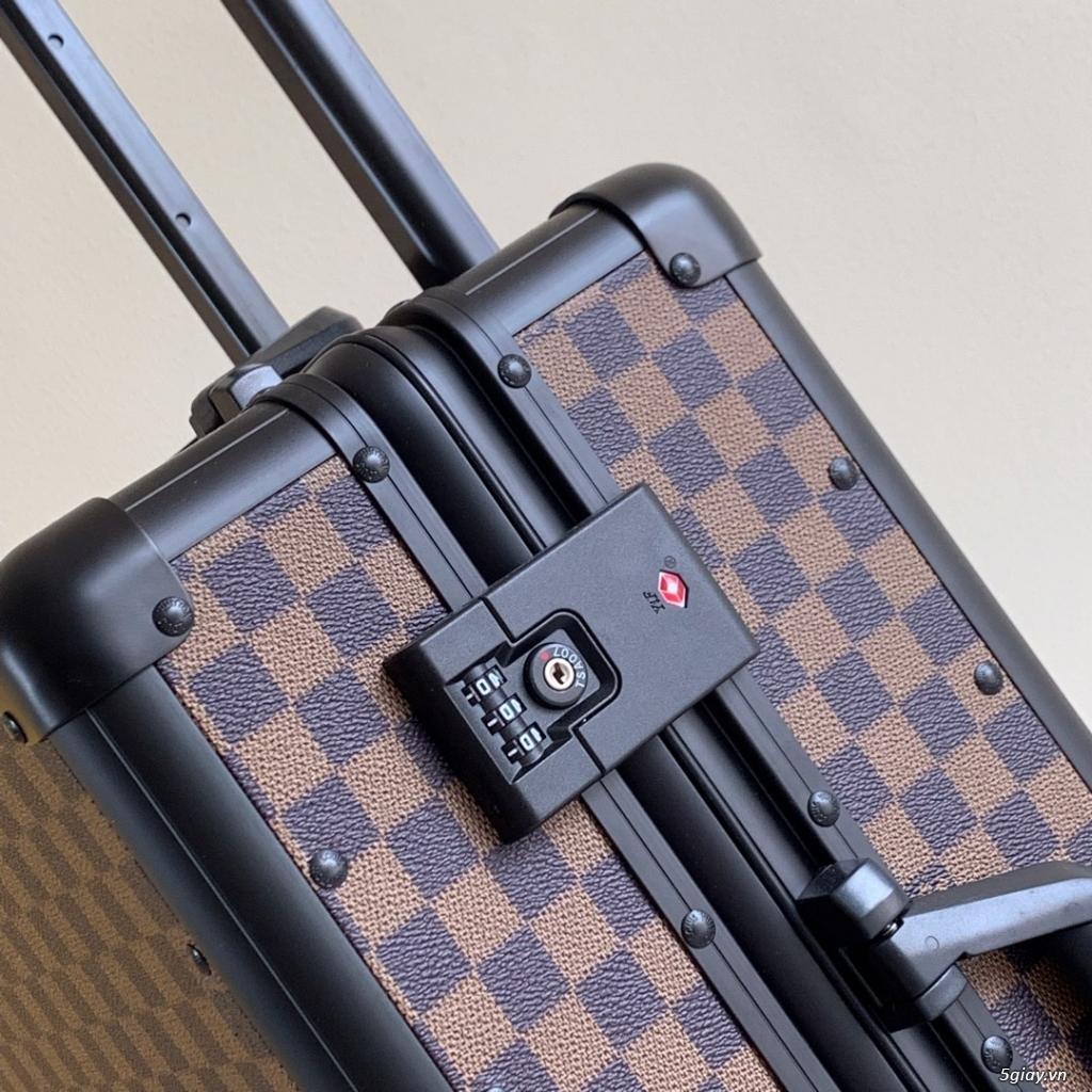 vali kéo hàng siêu cấp dior, lv khóa sập có sẵn tại nội - 3