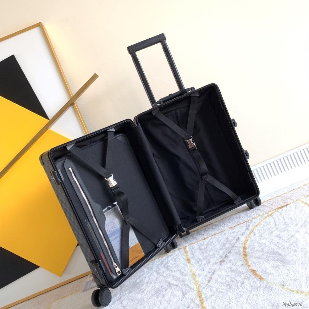 vali kéo hàng siêu cấp dior, lv khóa sập có sẵn tại nội - 11