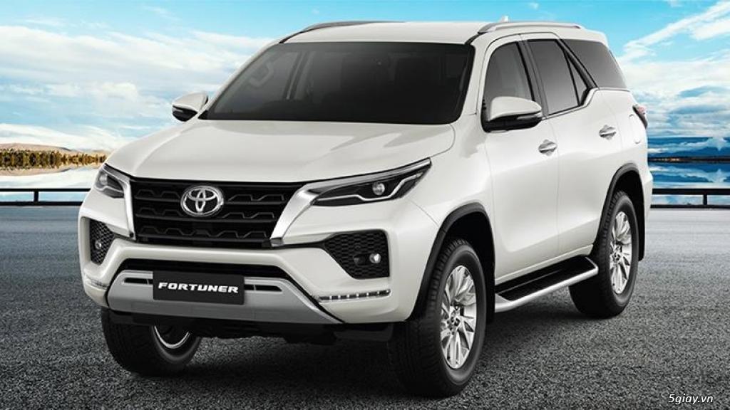 Xe Toyota Fortuner phiên bản 2020 - 6