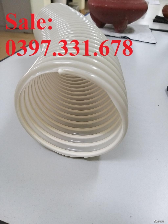 Ống Hút bụi, ống hút bụi gân nhựa, ống hút bụi công nghiệp 60 đến 250 - 1