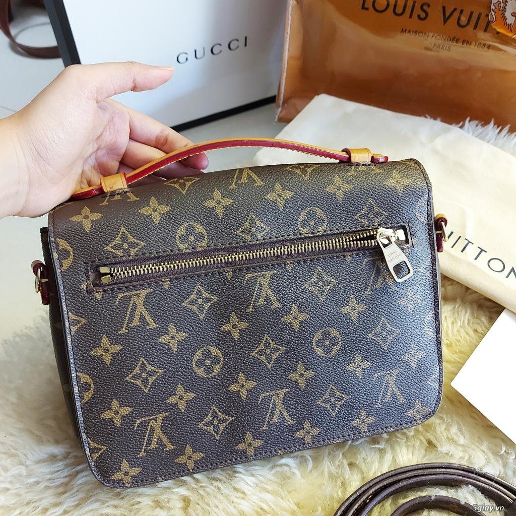 Túi xách Mentis chính hãng Louis Vuitton 100%AUTHENTIC_BAO AU TRỌN ĐỜI - 4