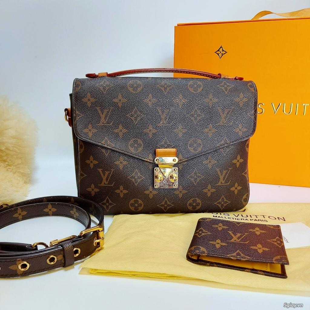 Túi xách Mentis chính hãng Louis Vuitton 100%AUTHENTIC_BAO AU TRỌN ĐỜI - 3