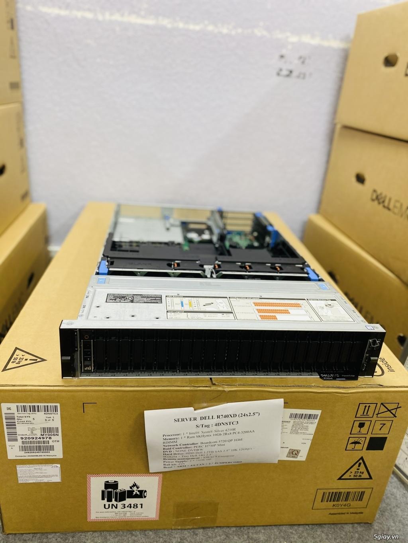 Máy Chủ Dell R740XD đa nhiệm