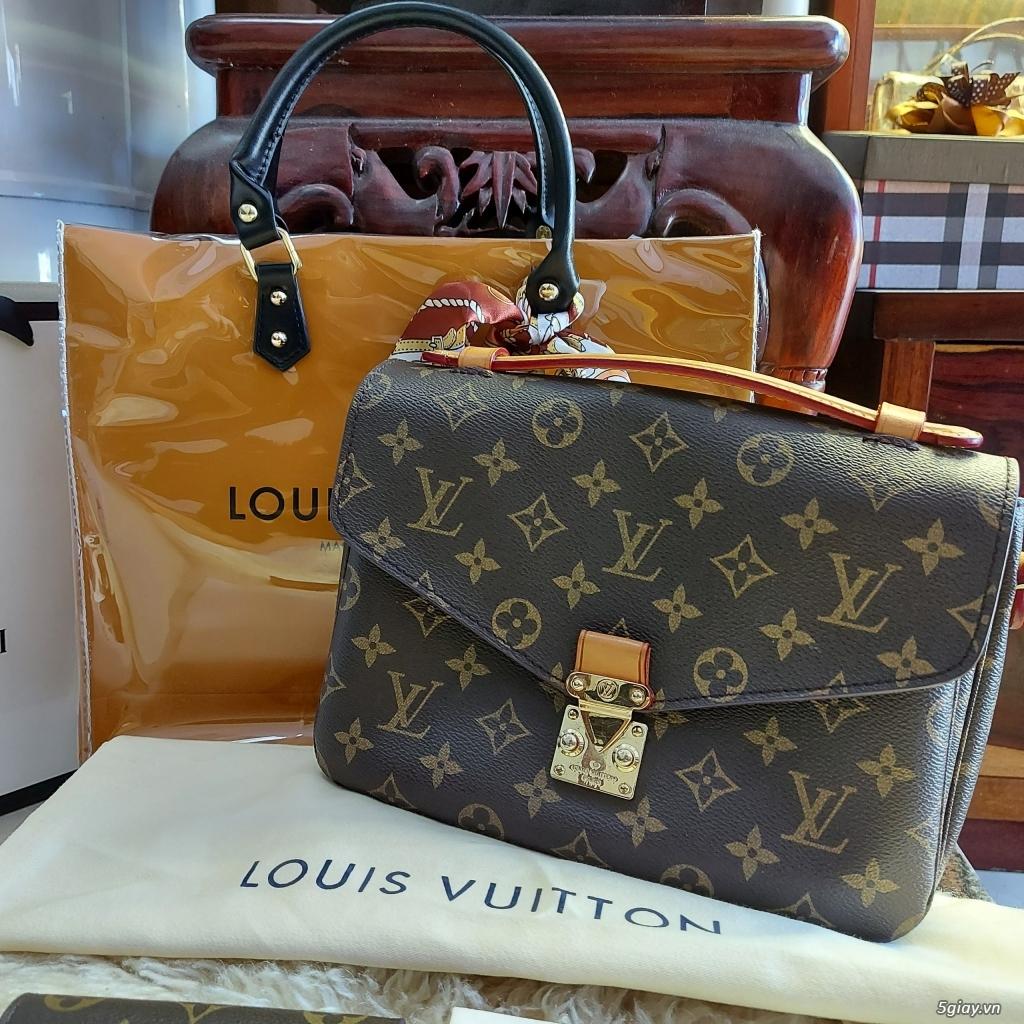 Túi xách Mentis chính hãng Louis Vuitton 100%AUTHENTIC_BAO AU TRỌN ĐỜI - 2