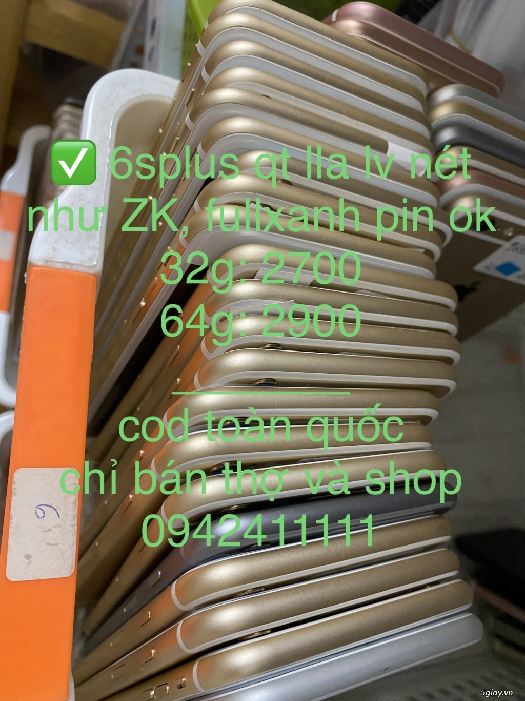 Bảng Giá Sỉ iPhone 6s   6splus   7g   7plus   8g   8plus QT lla (COD) - 3