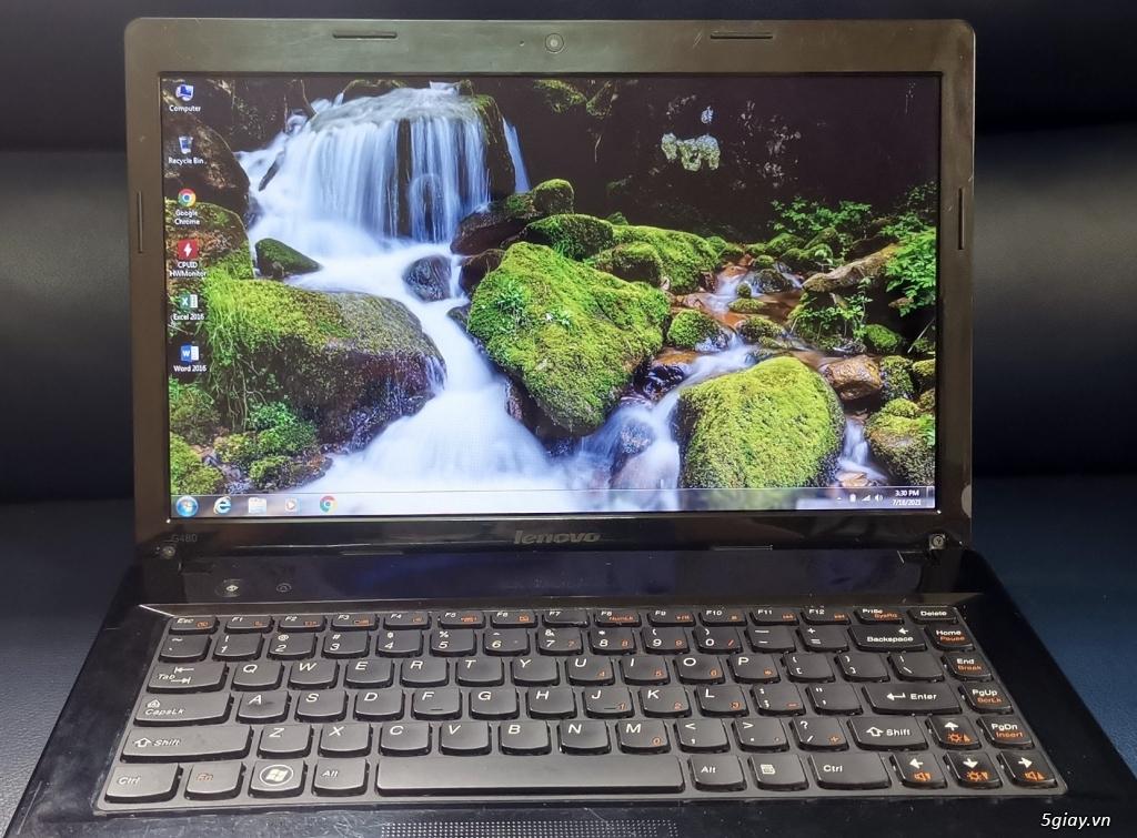 Laptop Lenovo i7 học tập, văn phòng, game rất tốt - 2