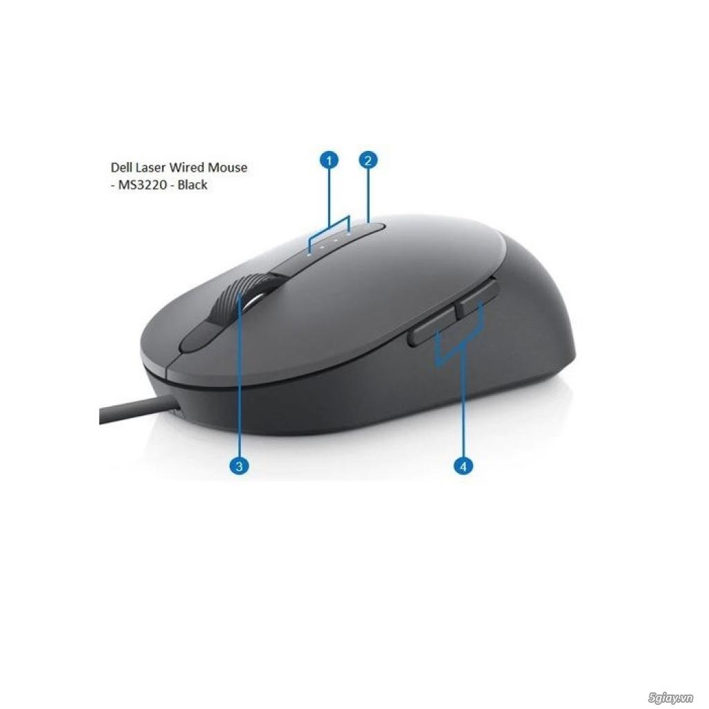 Bán chuột Dell chính hãng có bảo hành - 2