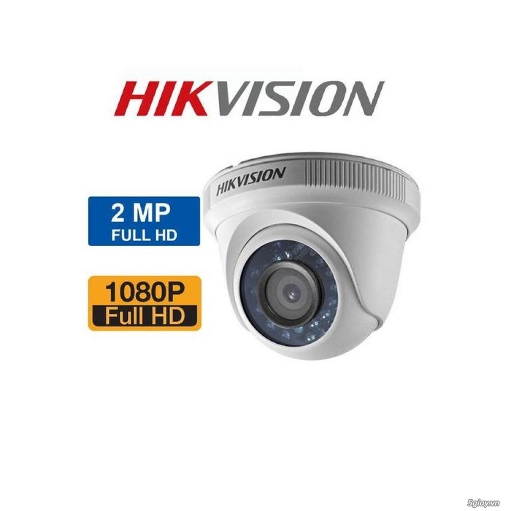 Bán camera Hikvision Chính hãng bảo hành 24 tháng - 2