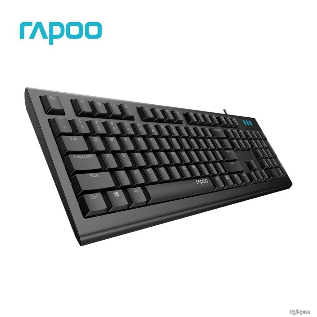 Bán bàn phím Rapoo Chính hãng có bảo hành - 4