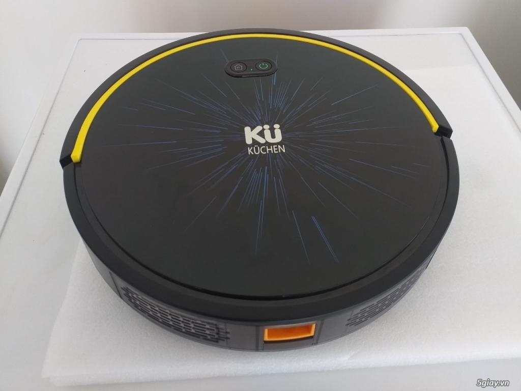 Siêu Robot hút bụi lau nhà diệt khuẩn KUR2709 KM SỐC - Hàng NK Đức! - 7