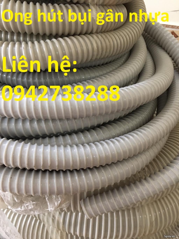 Nơi bán ống hút bụi gân nhựa phi 150 hàng có sẵn
