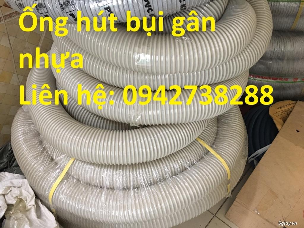 Nơi bán ống hút bụi gân nhựa phi 150 hàng có sẵn - 3