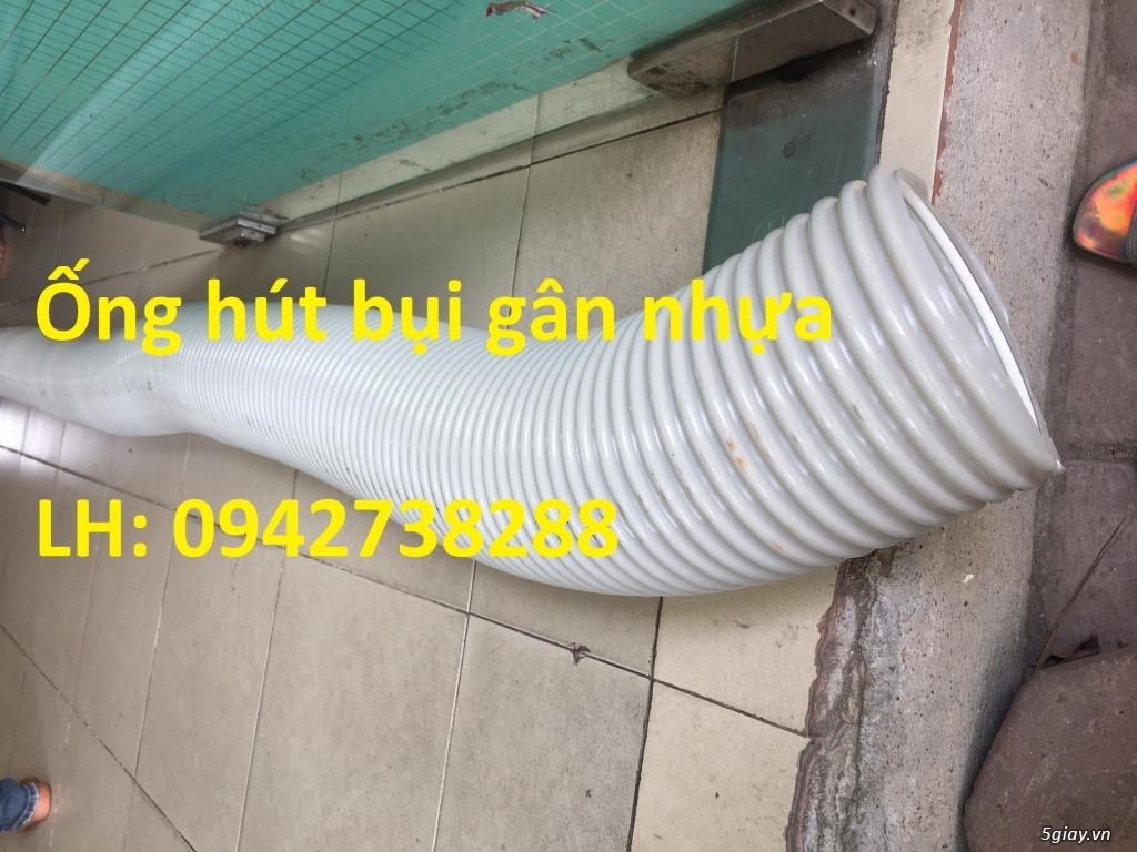Nơi bán ống hút bụi gân nhựa phi 150 hàng có sẵn - 2