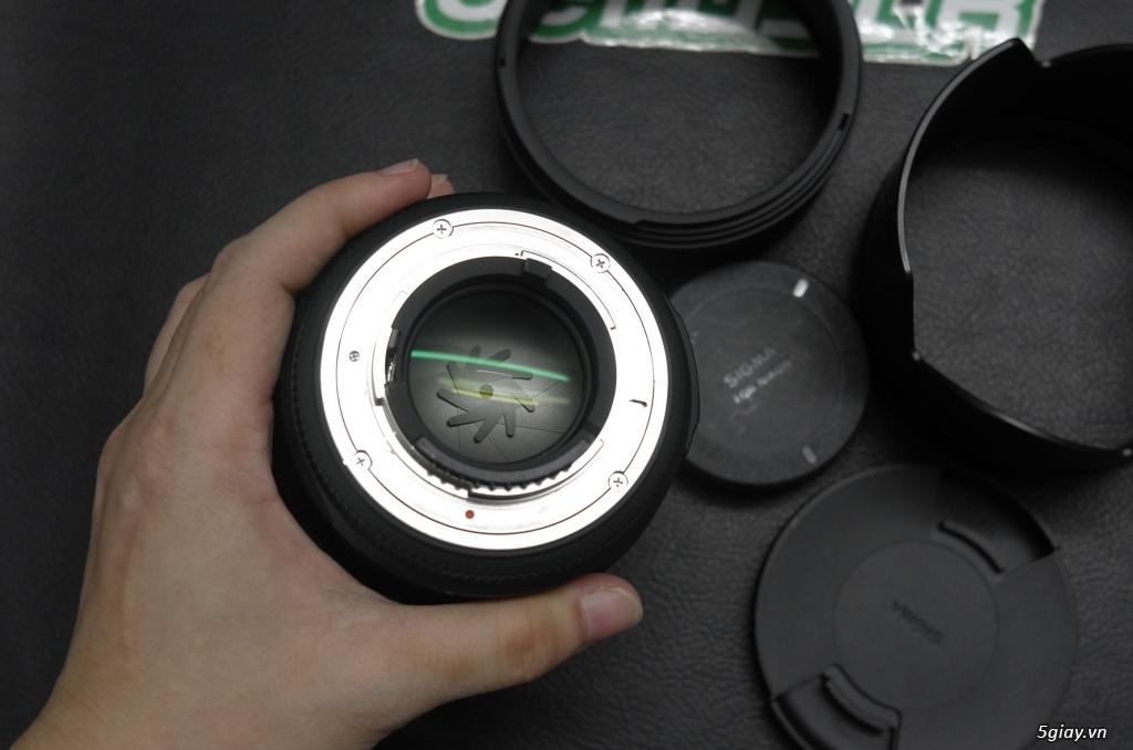 Nikon AF-S 85F1.8 G // Sigma 85F1.4 DG HSM for nikon - 10