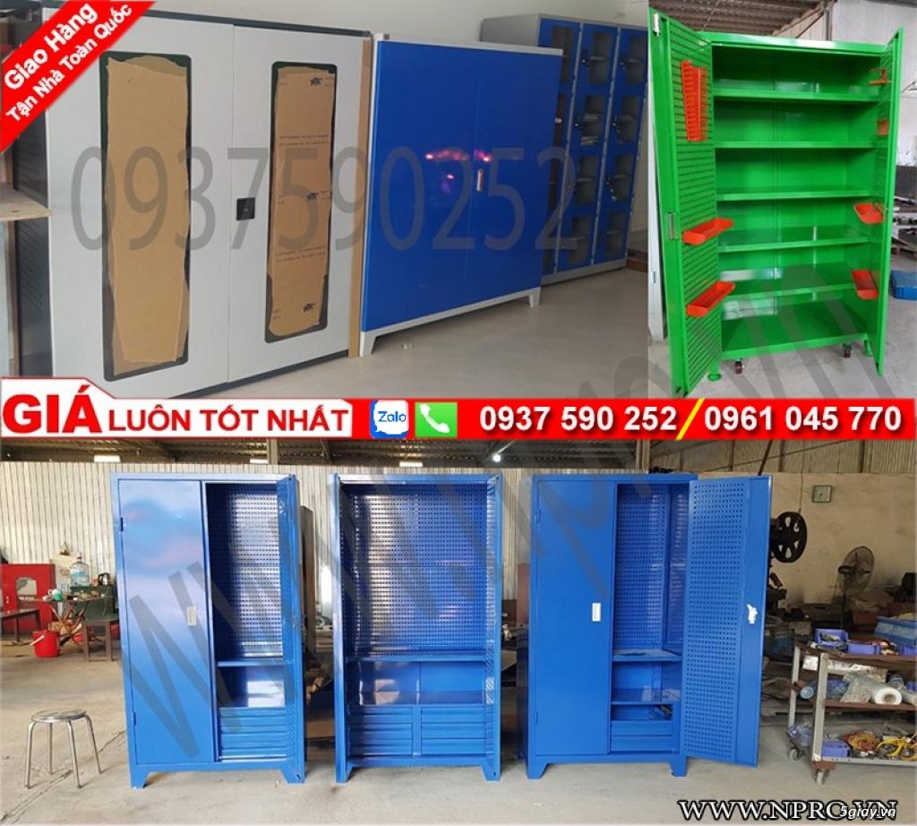Tủ đựng dụng cụ cơ khí, tủ đựng đồ nghề sửa xe - Tủ đồ nghề Việt Nam - 2