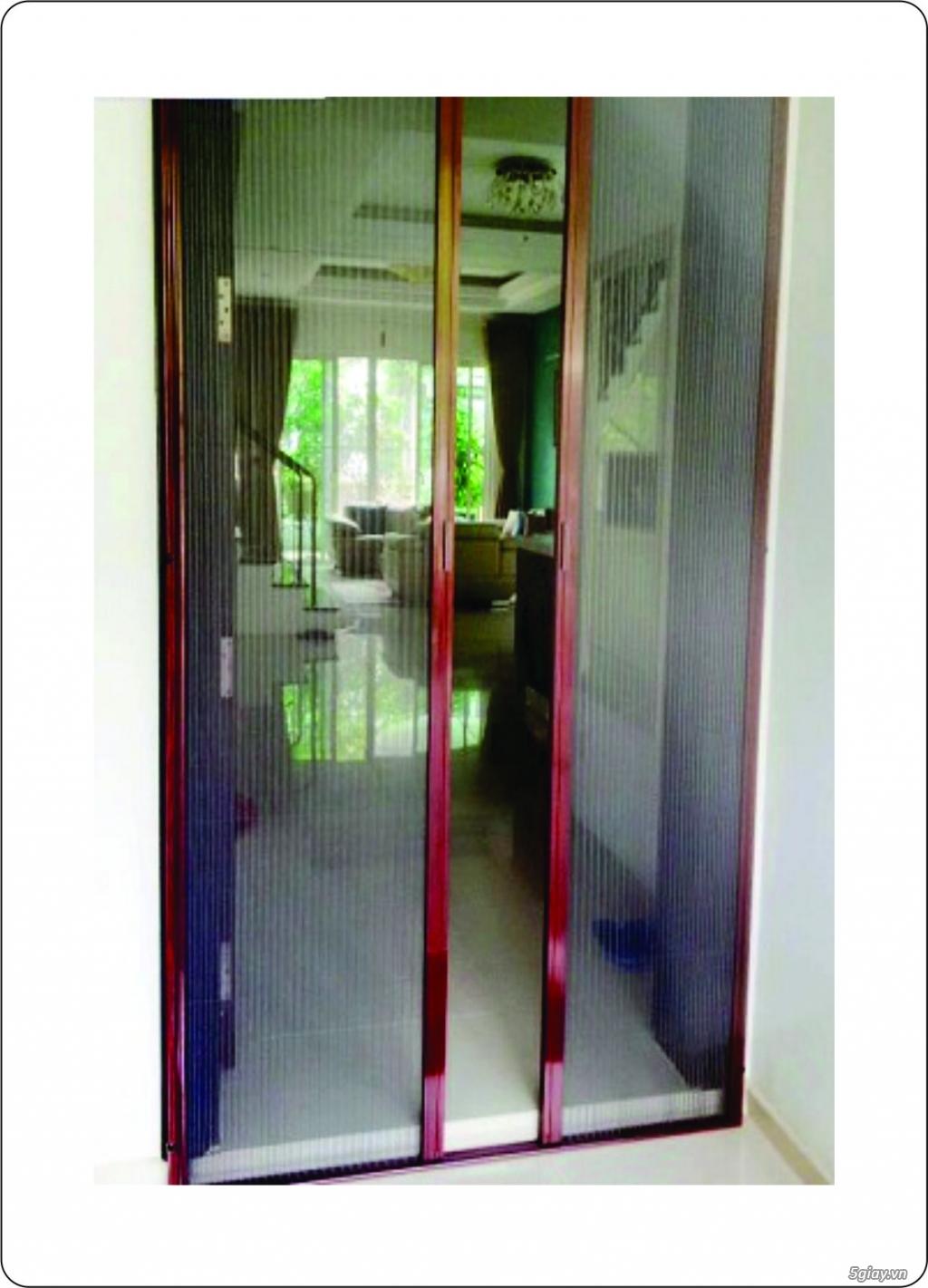 Cửa lưới chống muỗi Bắc Ninh - 2