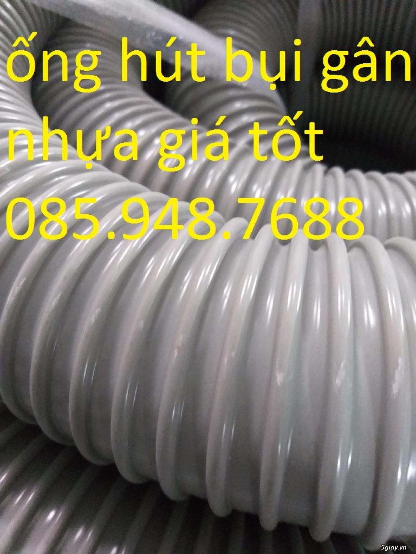 ống hút bụi gân nhựa phi 120 giá cạnh tranh.085.948.7688 - 2