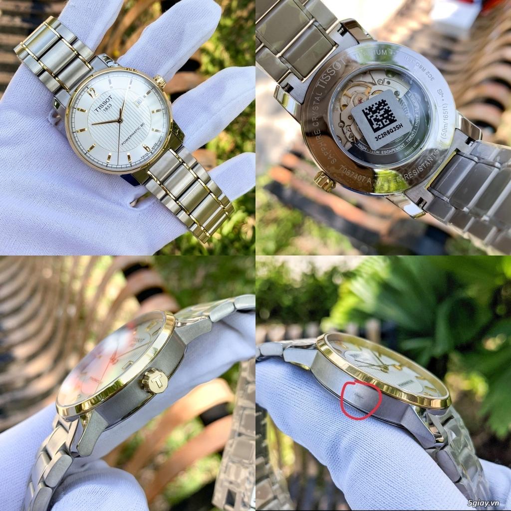 Tissot titanium powermatic 80 T087407550370 / T087.407.55.037.00