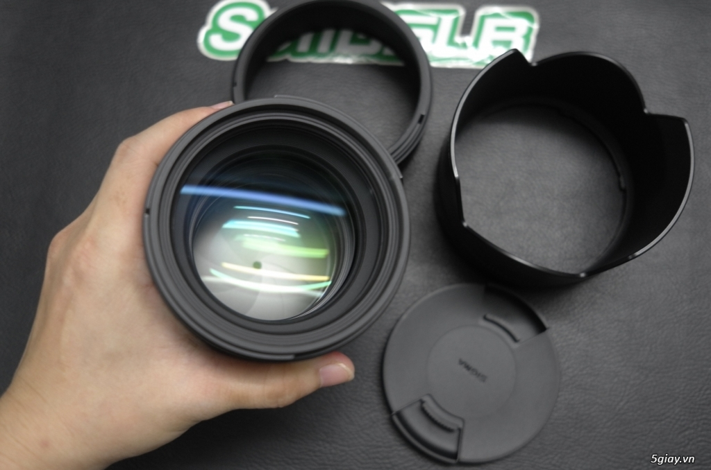 Nikon AF-S 85F1.8 G // Sigma 85F1.4 DG HSM for nikon - 9