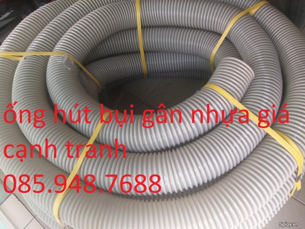 ống hút bụi gân nhựa phi 120 giá cạnh tranh.085.948.7688 - 3