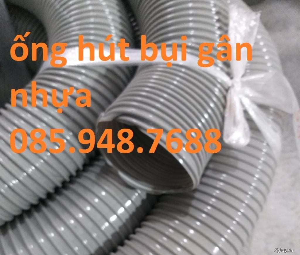 ống hút bụi gân nhựa phi 120 giá cạnh tranh.085.948.7688 - 1