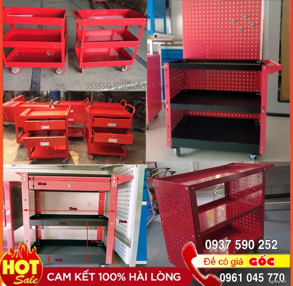 Tủ đựng dụng cụ cơ khí, tủ đựng đồ nghề sửa xe - Tủ đồ nghề Việt Nam - 1