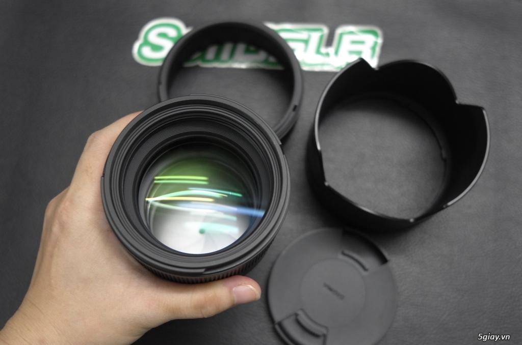 Nikon AF-S 85F1.8 G // Sigma 85F1.4 DG HSM for nikon - 11